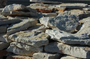 Pietra naturale calcarea pezzatura piccola